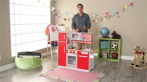 Homestyle Play Kitchen Reviews by Kidkraft Chef Play Kitchen Product Review