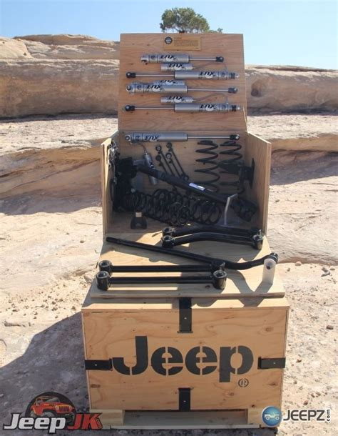 Mopar Jeep Lift Kit Jeep Mopar Will Begin Offering Lift Kits That Can Be
