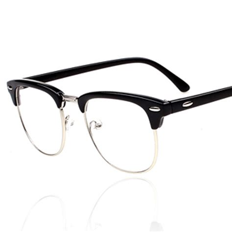 2015 new brand designer glasses for half frame