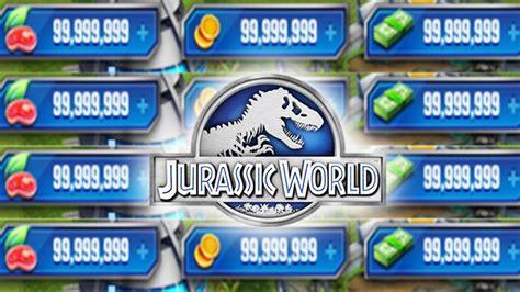download game jurassic world the game mod jurassic world hack unlimited dna gold food cash