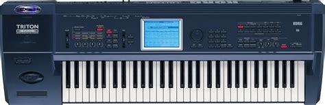 Keyboard Korg All Type user reviews korg triton 61 audiofanzine
