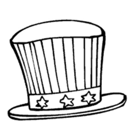 coloring pages of clown hats independence day 187 coloring pages 187 surfnetkids