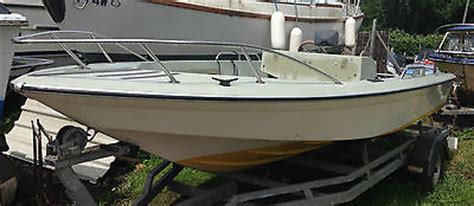 ski boat project for sale 18ft fletcher malibu ski speed boat project boats for