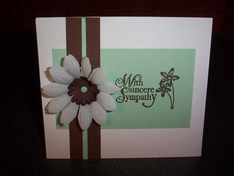 Sympathy Ls by Handmade Day Greeting Card Auto Design Tech