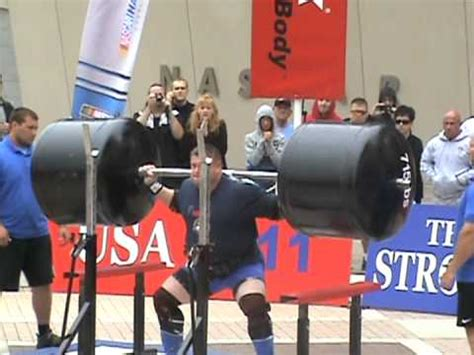 strongest kid in the world bench press 2011 world s strongest man squat lift zydrunas savickas