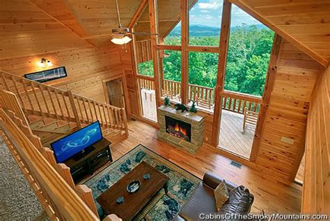 Great Smoky Cabins by Pigeon Forge Cabin A Great Smoky Mountain Escape 5