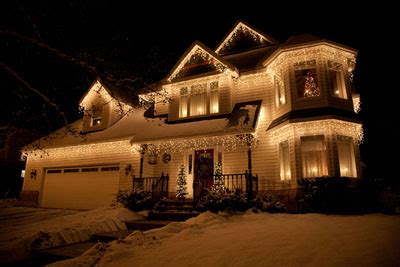 how to put up icicle lights on house the commandments of decorating mmwords