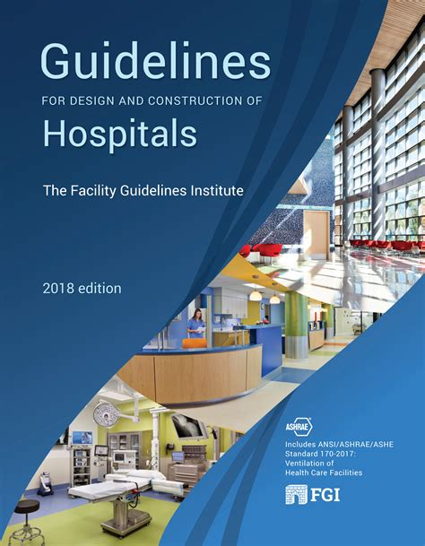 facility design guidelines facility guidelines institute