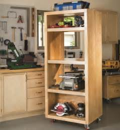 Homemade Garage Cabinet Plans