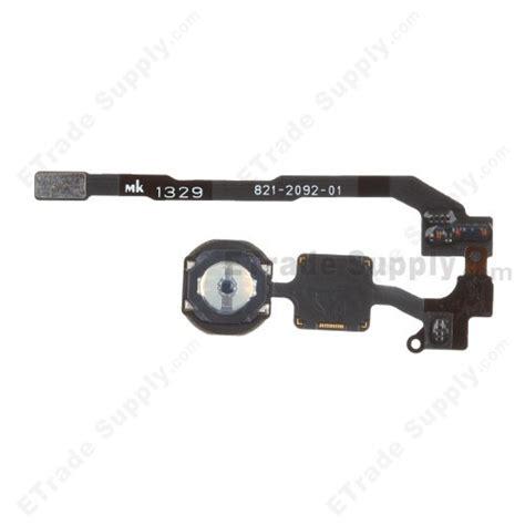 Iphone 5s Home Button Flex Cable Part apple iphone 5s home button flex etrade supply