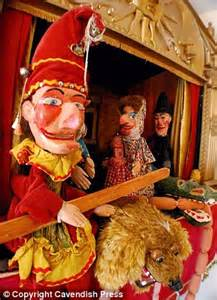The Curtain Mill Man Slams Punch And Judy For Glorifying Violence At Rotary