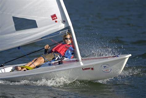 sailing boat laser laser 1 sailboat for sale alum