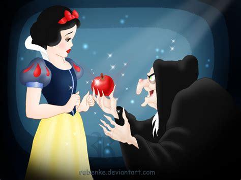Apple Snow White snow white s apple by rebenke on deviantart