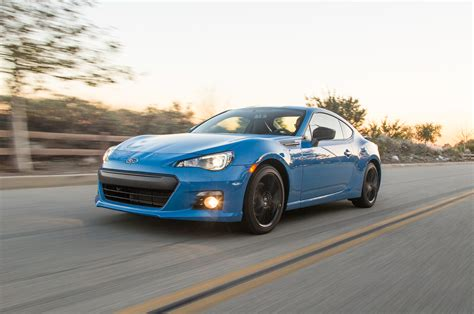 Subaru Prz 2017 Subaru Brz Reviews And Rating Motor Trend
