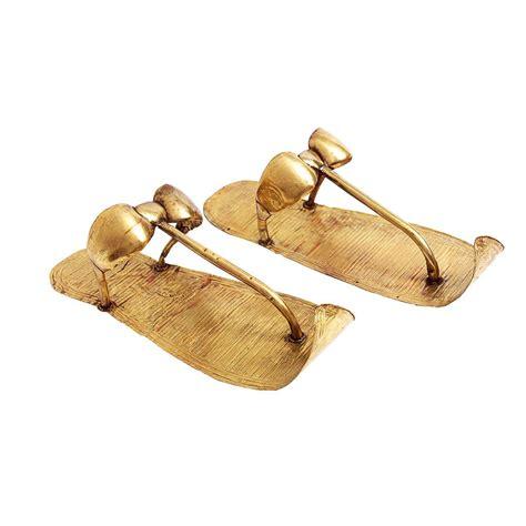 ancient sandal ancient sandals egy king