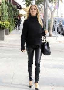 how to wear leather pants anywhere the fashion tag blog