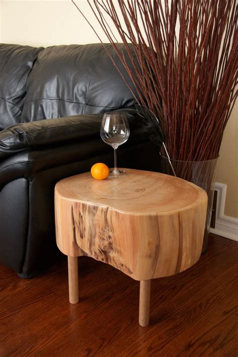 1000 ideas about tree trunk coffee table on