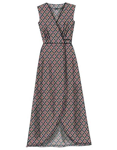 knit wrap dress pattern mccall s 7246 pattern knit wrap curved hem dresses