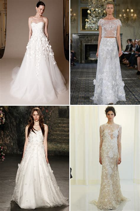 bridal fashion week our top 10 trends from spring 2016 new york bridal fashion