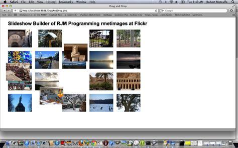 javascript yui tutorial jquery template flickr data primer tutorial robert