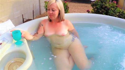 Mom Gets Caught Naked In Hot Tub Bj Huge Facial Modelhub Com