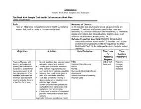 best work plan template best photos of work plan template exles sle work