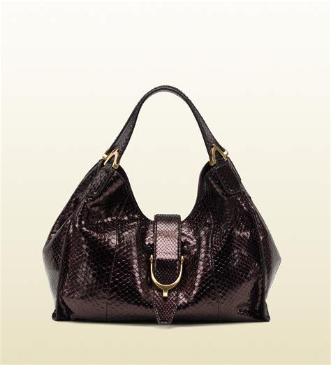Gucci Python Bag by Gucci S Handbags 2013 All Handbag Fashion