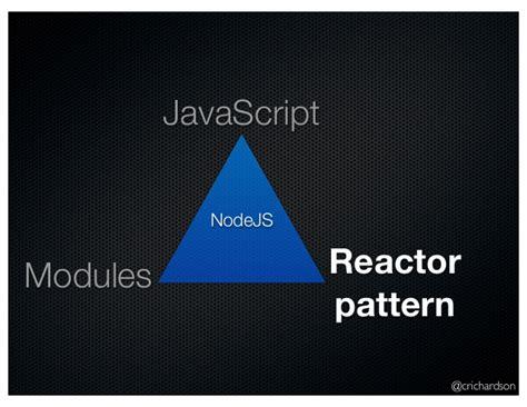 javascript pattern escape nodejs the good parts a skeptic s view jmaghreb