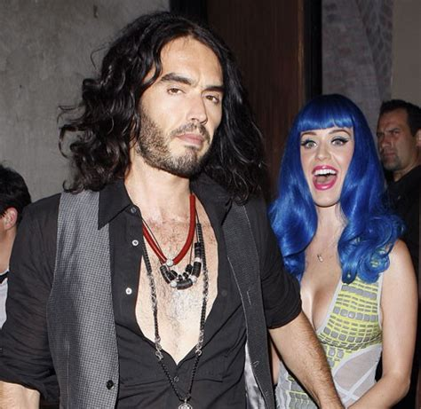 did russell brand get his tattoo removed dlisted brand trashes his with katy perry