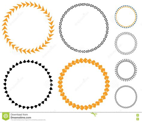 Circle Template Sticker Stock Vector Illustration Of Badge 74352263 Medal Design Template