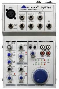 Mixer Alto Amx 140fx alto mixer studyjny amx 80 show technika