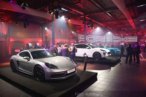 Porsche Hamburg Nordwest Gebrauchtwagen by Porsches Alstergate Hat Seine Pforten Ge 246 Ffnet Autosalon