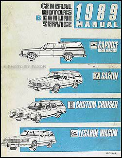service and repair manuals 1989 pontiac safari windshield wipe control 1989 safari lesabre electra estate shop manual pontiac buick station wagon ebay