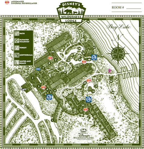 Disney Wilderness Lodge Villas Floor Plan boulder ridge villas at disney s wilderness lodge dvc