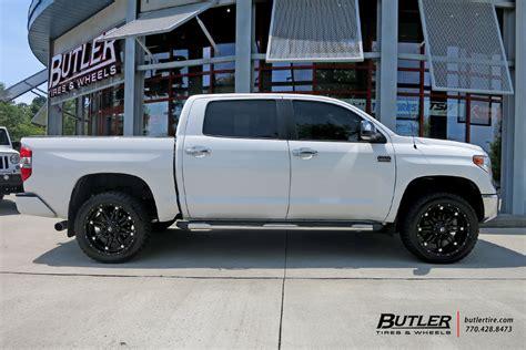Rims For Toyota Tundra Toyota Tundra Custom Wheels Fuel Hostage 22x Et Tire