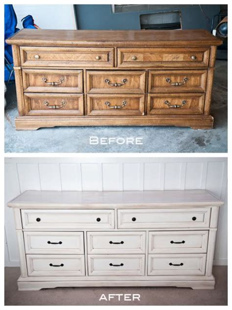 Ideas For Refinishing An Dresser by Best 25 Repainting Bedroom Furniture Ideas On