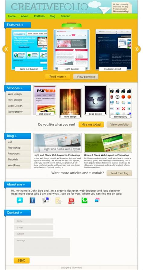 design a website layout in photoshop tutorial best web design photoshop tutorials dotcave