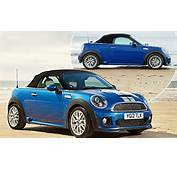 Mini Roadster Reviewed By James Martin Its Fast And Fun