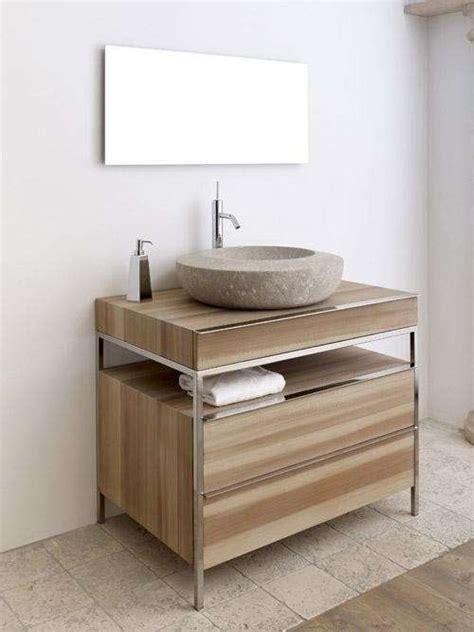 arredi in legno arredi bagno legno naturale foto design mag