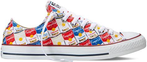 Harga Converse X Andy Warhol converse x andy warhol ces baskets c est de l