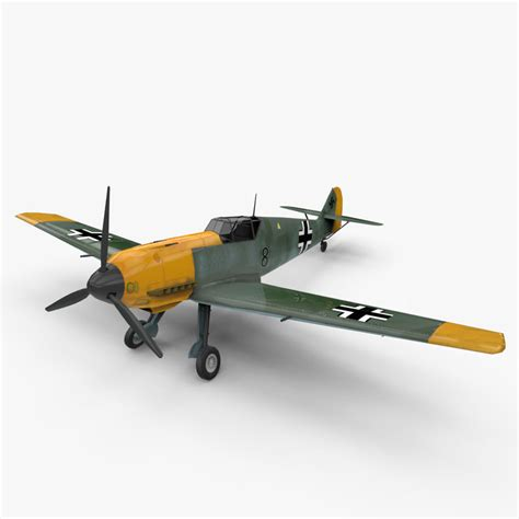 messerschmitt bf 109 the 1848324790 3d messerschmitt bf 109