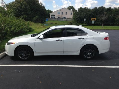 Acura Tl And Tsx by 2013 Tsx Tech W Tl Type S Wheels Acurazine Acura