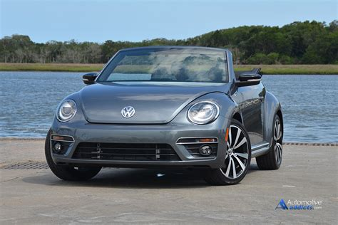 Volkswagen R Line Beetle by In Our Garage 2015 Volkswagen Beetle Convertible R Line