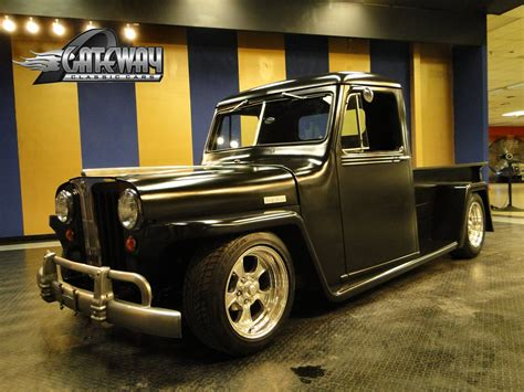 willys jeep truck interior jeep willys truck for sale image 13