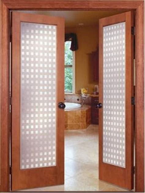 Prehung Glass Interior Doors by 19 Prehung Interior Doors With Frosted Glass As