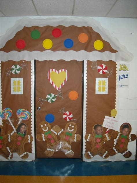 Gingerbread House Door by 1428 Best Images About Bulletin Boards On