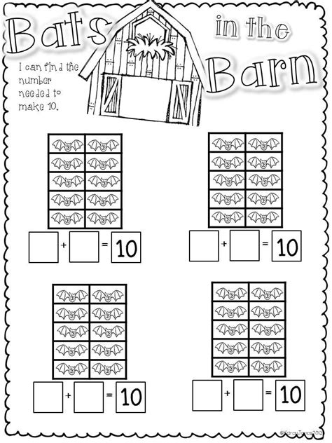 Math Center Worksheets by Activities For 1st Grade With Ela Math Common