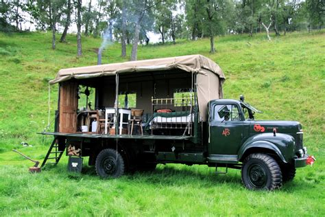 Truck Cer Awnings For Sale by 16 Repurposed Trucks And Cars With Pictures Gorilla