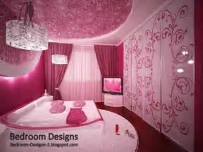 Pink Bedroom Ideas For 5 Pink Bedroom Designs