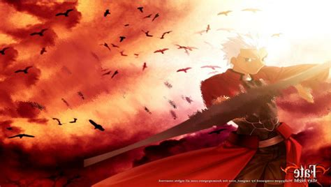 theme psp fate stay night fate stay night archer psp by thegodkira on deviantart
